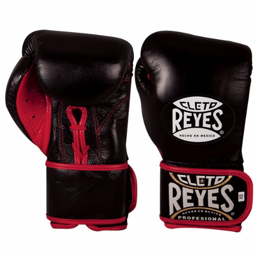 Cleto Reyes Universal Training Gloves - Black/Red